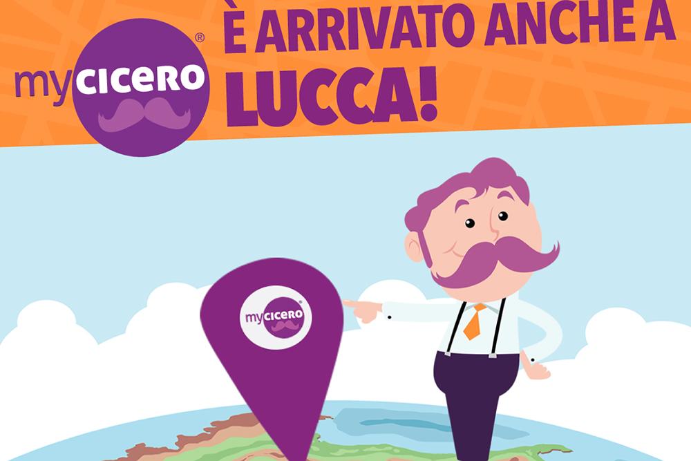 App MyCicero-Lucca