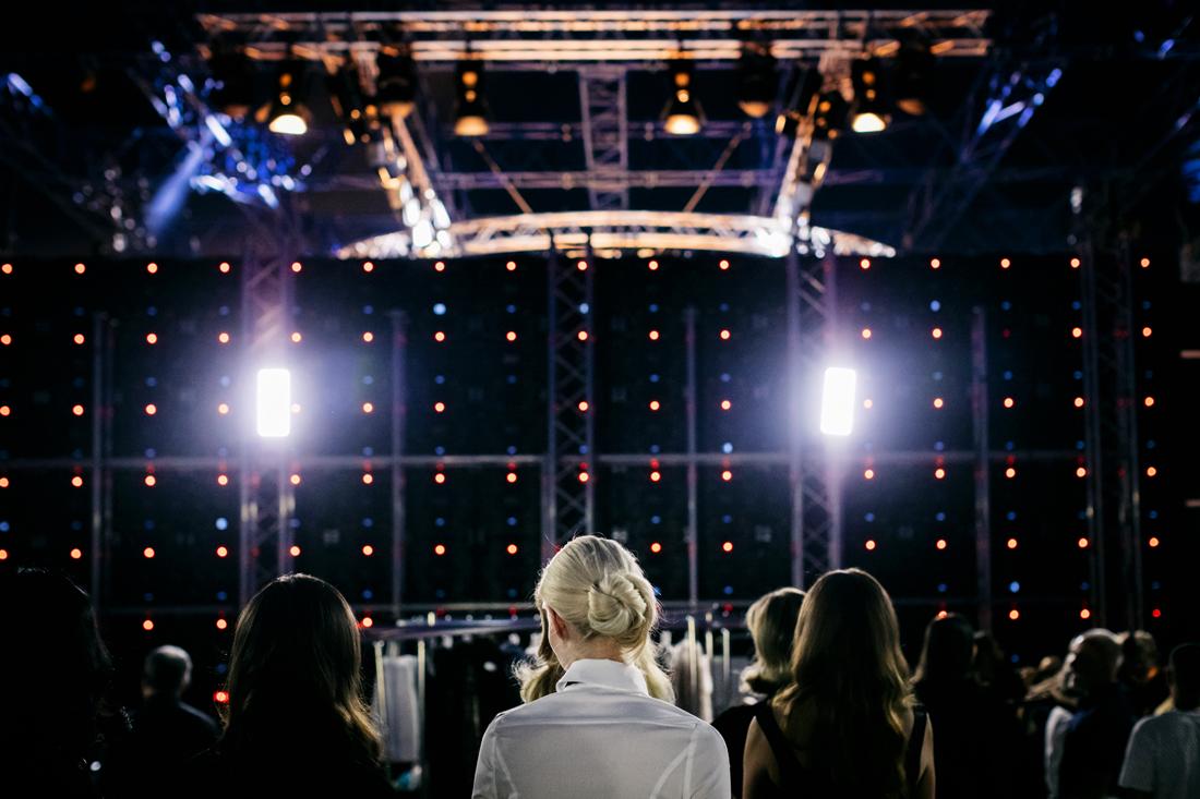 visione backstage
