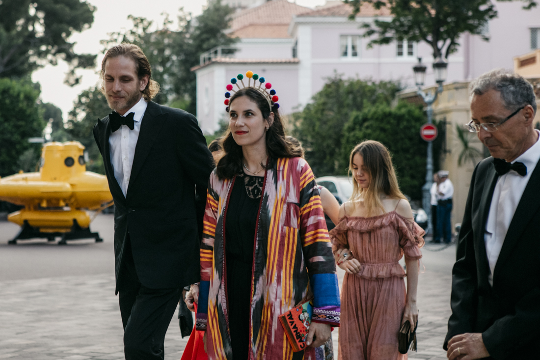 Tatiana Santo Domingo Casiraghi
