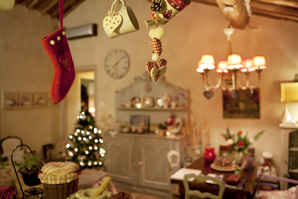 Christmas in my home - Addobbare casa per natale idee ...