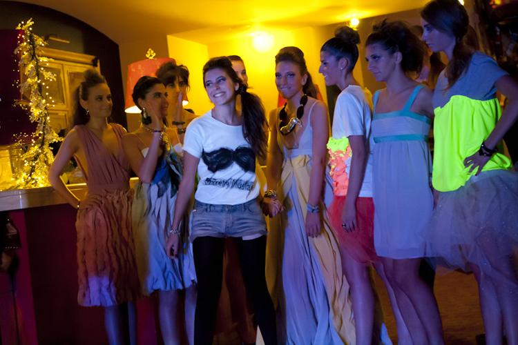 Wendy Wonderland fashion show