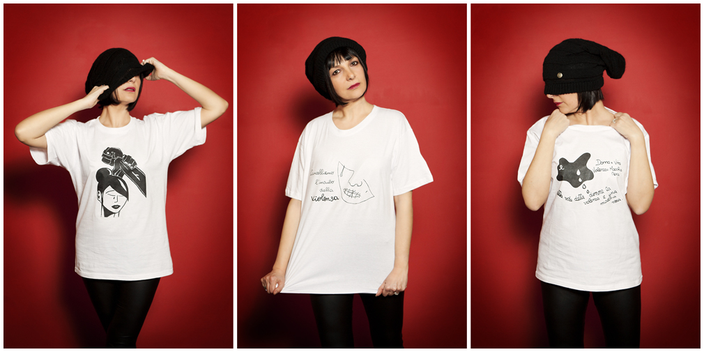 T-shirt - 3 vincitori