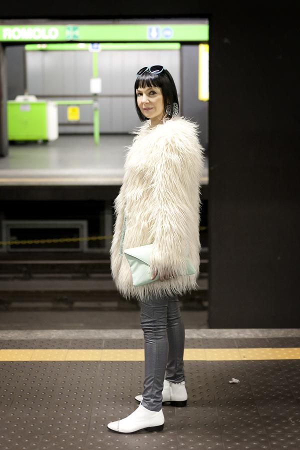 metro milano outfit