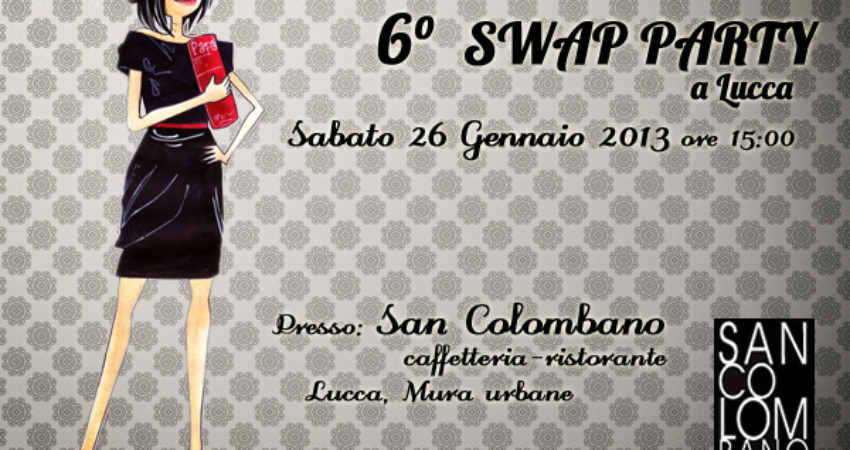 6° Swap Party: how to participate!
