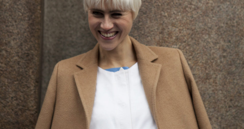 Streetstyle MFW 13/14: Smiling People