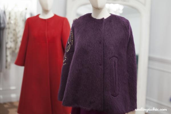 Smilingischic, fashion blog, presentazione collezione Autunno Inverno 2013/2014. L'Autre Chose, capispalla