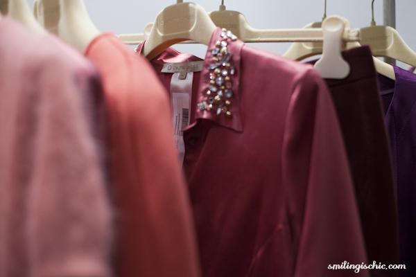 Smilingischic, fashion blog, presentazione collezione Autunno Inverno 2013/2014. L'Autre Chose,