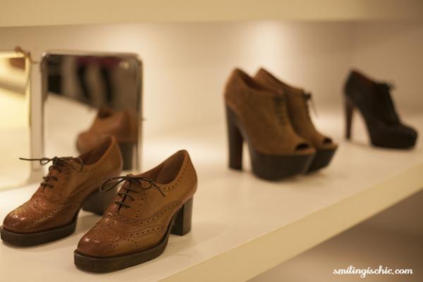 Smilingischic, fashion blog, presentazione collezione Autunno Inverno 2013/2014. L'Autre Chose, dettagli garcon,