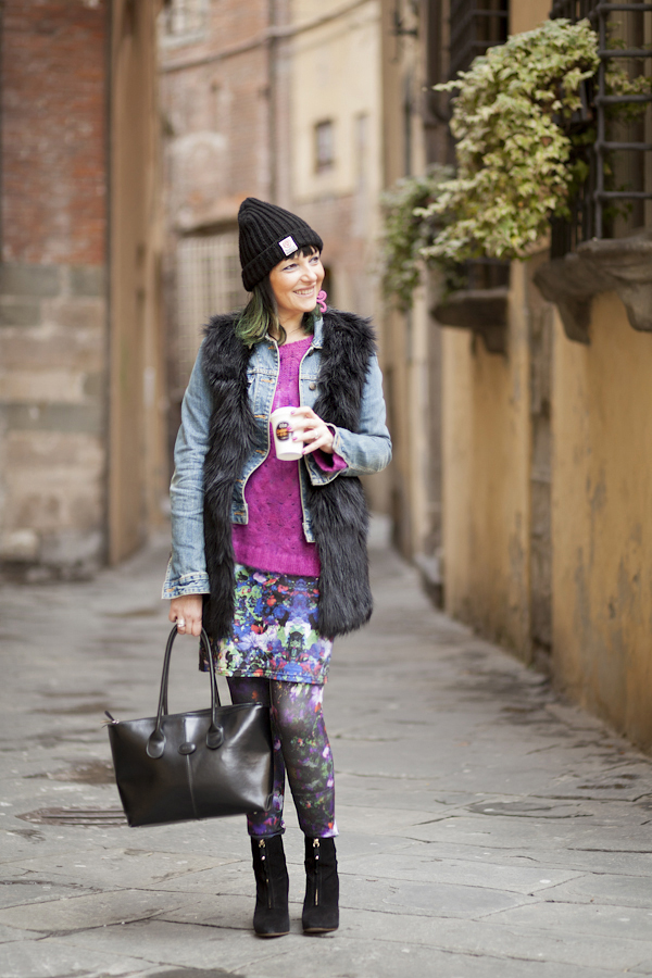 smilingischic, fashion blog, clothes and smiles, playing the layers game, come vestirsi con capi sovrapposti, outfit, café americano