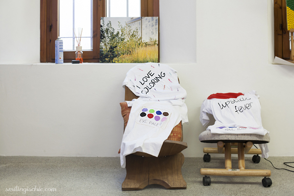 smilingischic, fashion blog, Fashion Therapy, Lucca, studio Filippo Brancoli, evento , t-shirt Stesy
