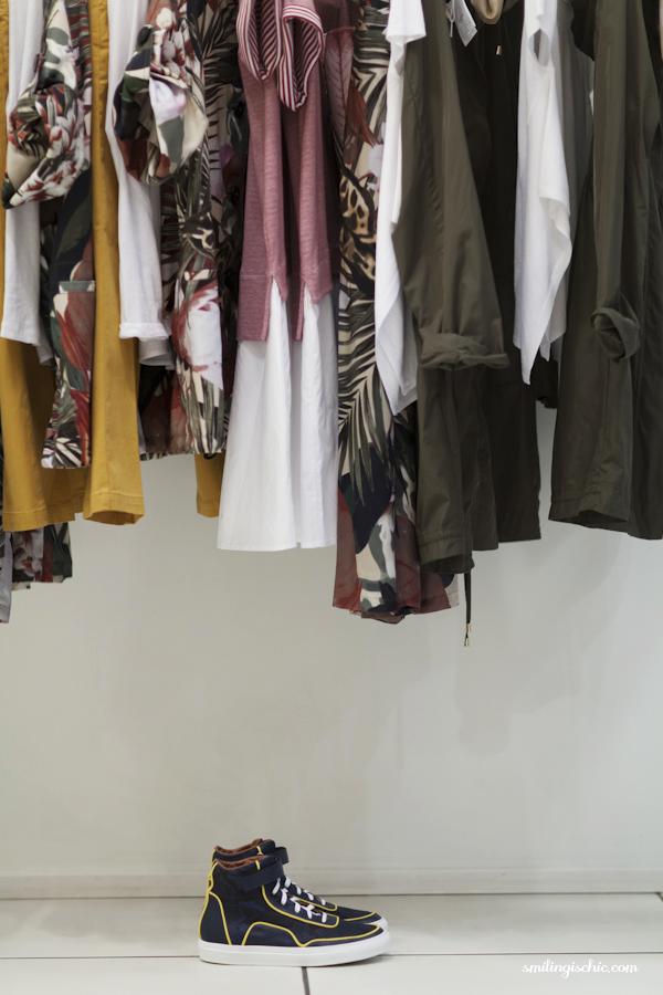 Smilingischic, fashion blog, collezione primavera estate 2013 Max & Co, negozio Lucca