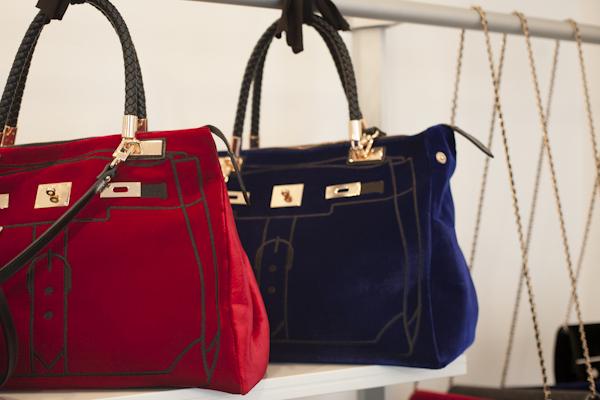 smilingischic, fashion blog, presentazione colezione Autunno Inverno 2013/2014 V°73, V°73, it -bag, Elisabetta Armellin, velvet bag