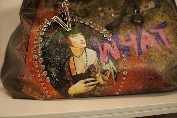 smilingischic, fashion blog, presentazione colezione Autunno Inverno 2013/2014 V°73, V°73, it -bag, Elisabetta Armellin , baroque dettagli