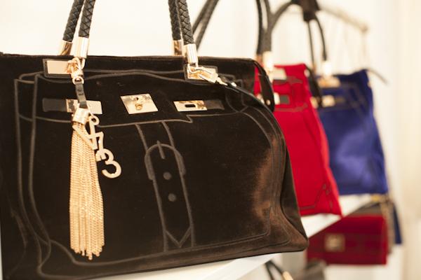 smilingischic, fashion blog, presentazione colezione Autunno Inverno 2013/2014 V°73, V°73, it -bag, Elisabetta Armellin , velvet bag