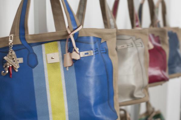 smilingischic, fashion blog, presentazione  V°73, it -bag, Elisabetta Armellin , collezione primavera estate 2012/2013