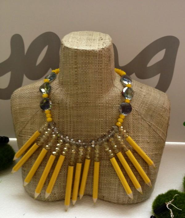 Smilingischic, fashion blogger,  accessori con il riciclo, Sayang Ku, we need good ideas, Serene Ciliberti, novità nel mondo degli accessori, Torino