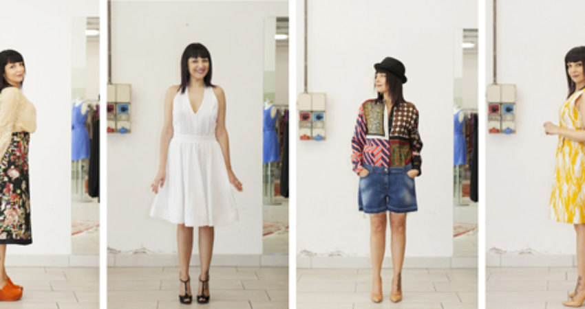 Four outfits for Temporary Store 15.15 | Lucca