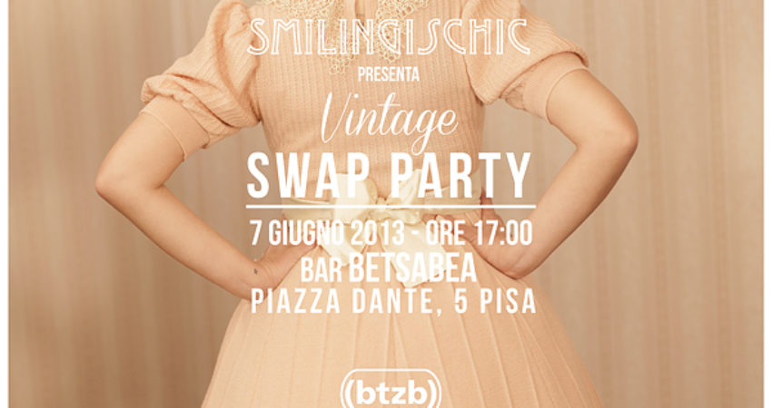 Vintage Swap Party | How to partecipate