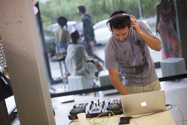 Smilingischic, fashion blog, temporary store1515, eventi a Lucca, DJset, Stefano Pomponi,