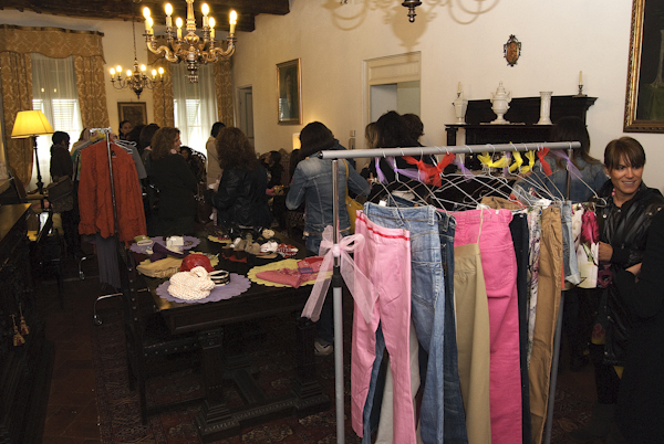 Smilingischic, fashion blog, Swap party in rosa,