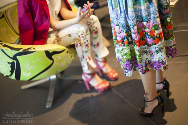 Smilingischic, fashion blog, eventi, Les Journées Particulières ,LVMH, Maison Emilio Pucci, Cilla di Granaiolo, Castefiorentino,  flowers