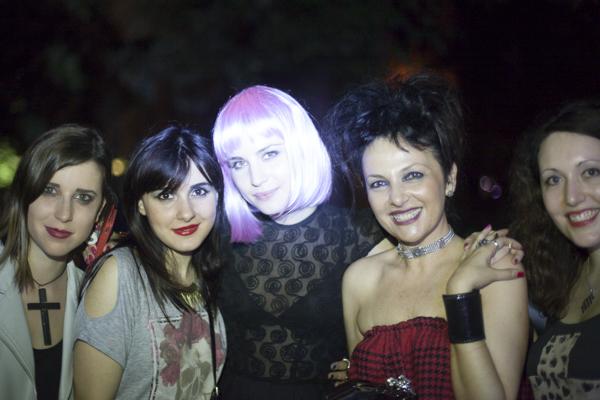 smilingischic, fashion blog, firenze4ever party, Luisa Via Roma, evento exclusive, grunge, glam, punk, giardino di Boboli, Blog de Betty,