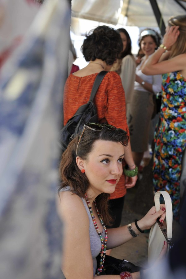 smilingischic, fashion blog, Swap party, vintage swap party, Bar Betsabea , eventi a Pisa, vintage,