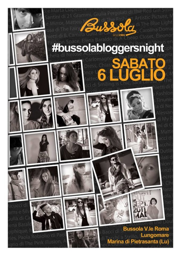 Smilingischic, locandina, top italian fashion bloggers