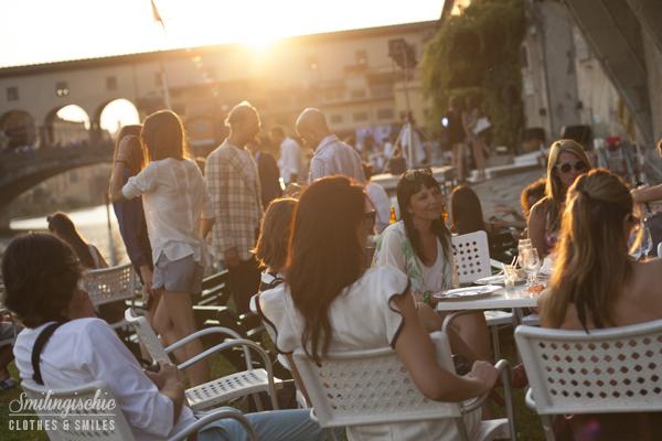 smilingischic, bisbigli sull'arno, toscana&blggers, eventi a Firenze