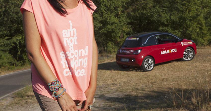 Opel Adam: Driving is chic!
