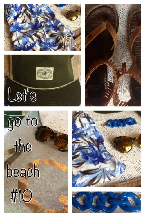 Let's Go to the beach, smilingischic, abbigliamento per la notte di San Lorenzo.