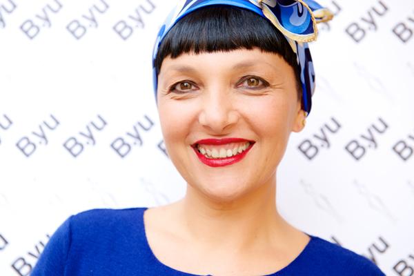 smilingischic, fasion blog, evento, blogger day, firenze, Guido Sacchi, b.yu,