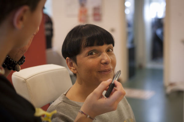 smilingischic, fashionblog, Movie, Make-up, Collezione A/I 2013 Wintergarden,