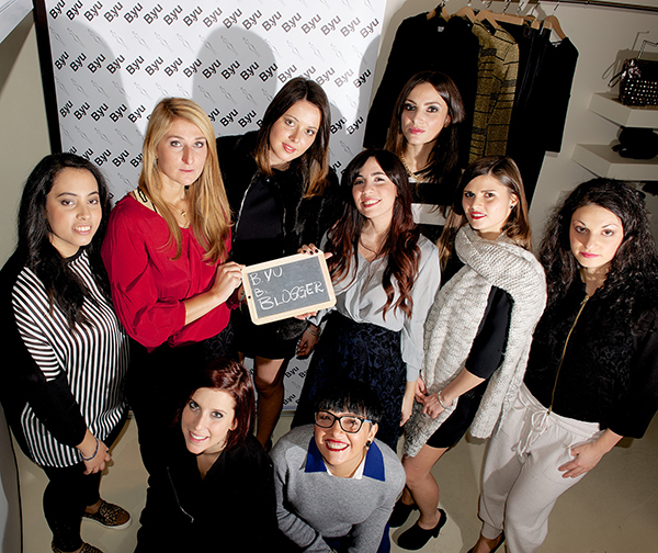 Smilingischic, fashion blog, eventi a Lucca, blogger day, Brand b.yu ,
