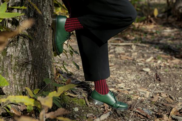 Smilingischic, fashion blog, outfit, tartan style, smile, dettagli, Dr. Martins