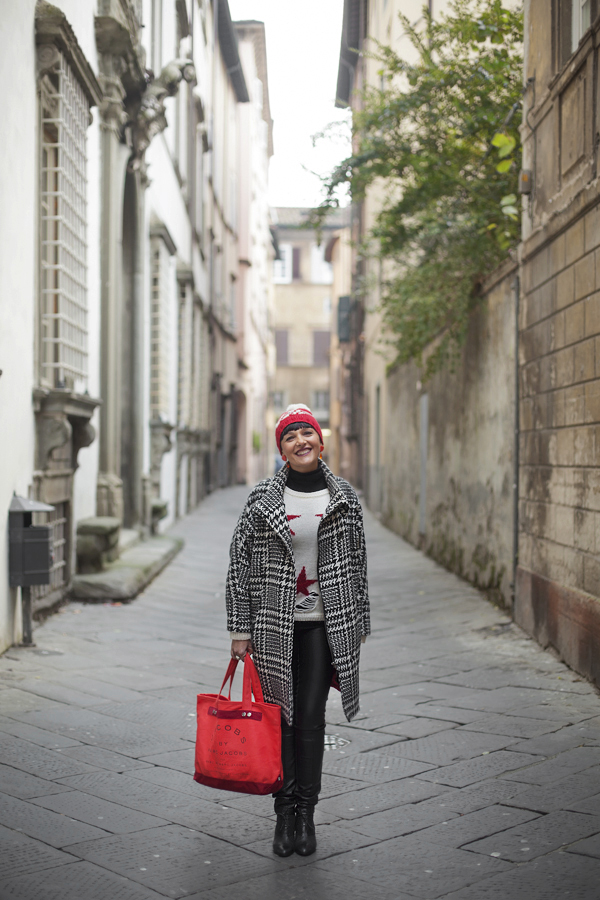 smilingischic, fashion blog, outfit natalizio, dressing for work , street style, Smilingischic_Marc_Jacobs_CocaCola-1004