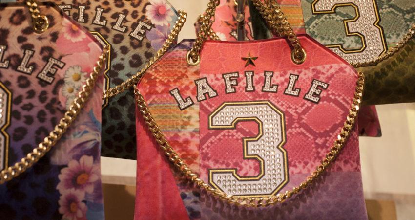 La Fille Des Fleurs Bags | A Blaze of Color