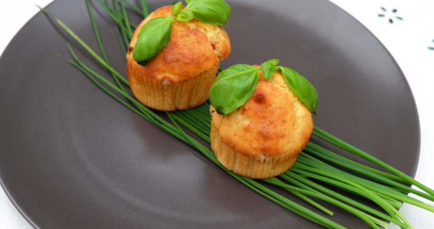 Smiling in The Kitchen | Si possono fare i Muffin Amatriciani ?