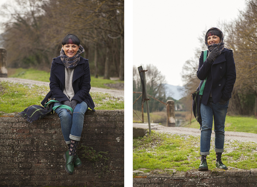 Scarfhood M.art | It keeps me warm, outfit, blue coat, Smilingischic-1005-doppia