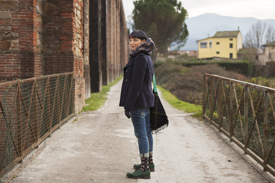 Smilingischic, fashion blog, M.art,  outfit, blue coat, Smilingischic-1006