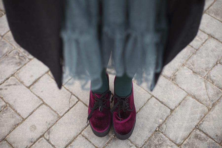Smilingischic, fashion blog, Sandra Bacci, Memories or pictures, platforms Asos, dettaglio gonna di tulle, dettaglio platforms, Smilingischic - Memories-1010