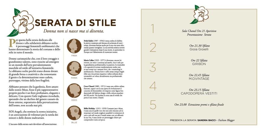 Smilingischic, fashion blog, eventi, eventi a Lucca, Serata di stile, Fashion Show, 8 marzo