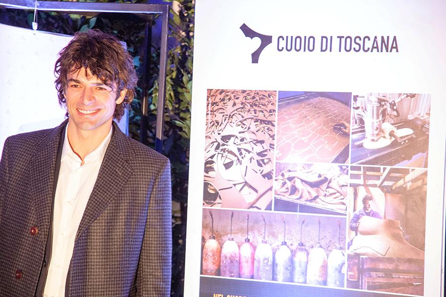 Smilingischic, fashion blog, Il Cuoio della Toscana, Luca Argentero,