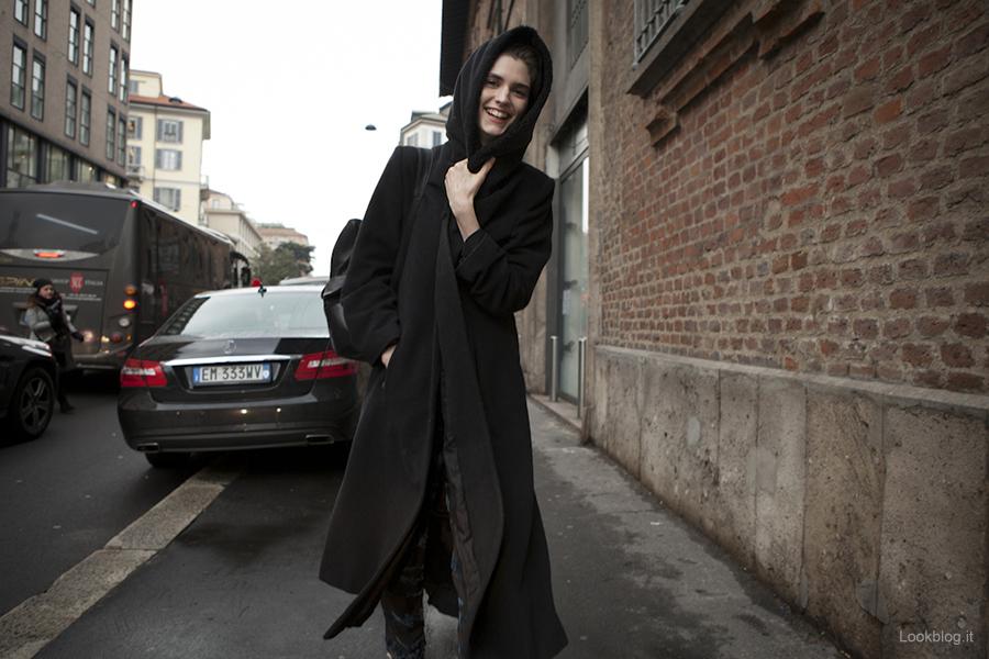 Smilingischic Streetstyle MFW13