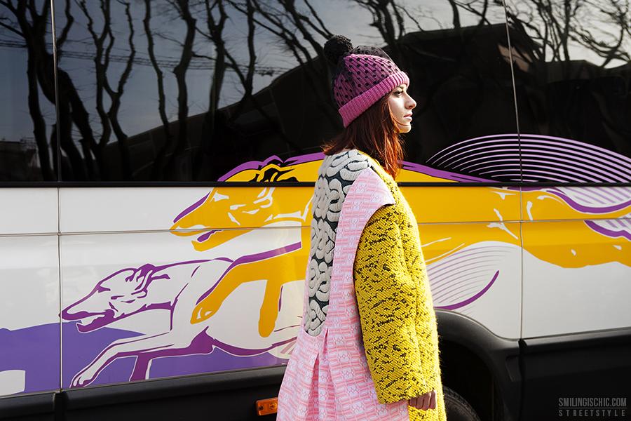 Smilingischic ! Streetstyle | Milano Fashion Week