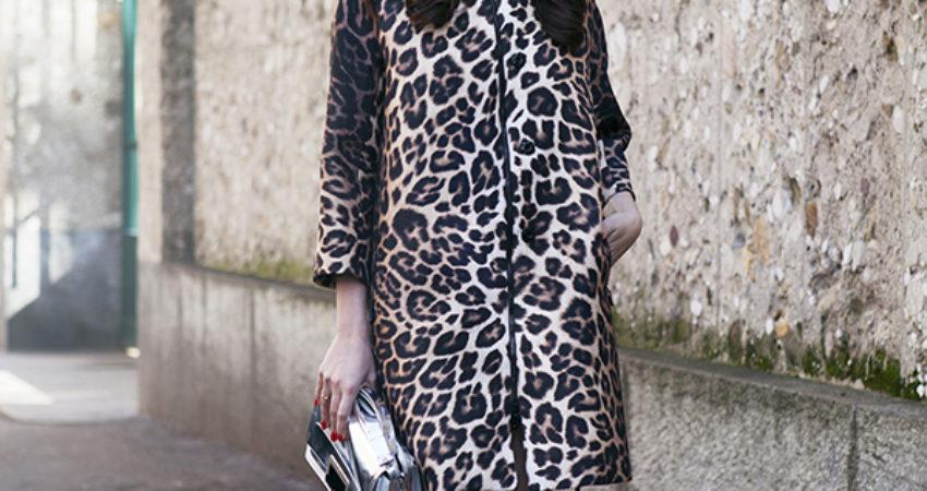 Eleonora | Animalier Coat | Milano