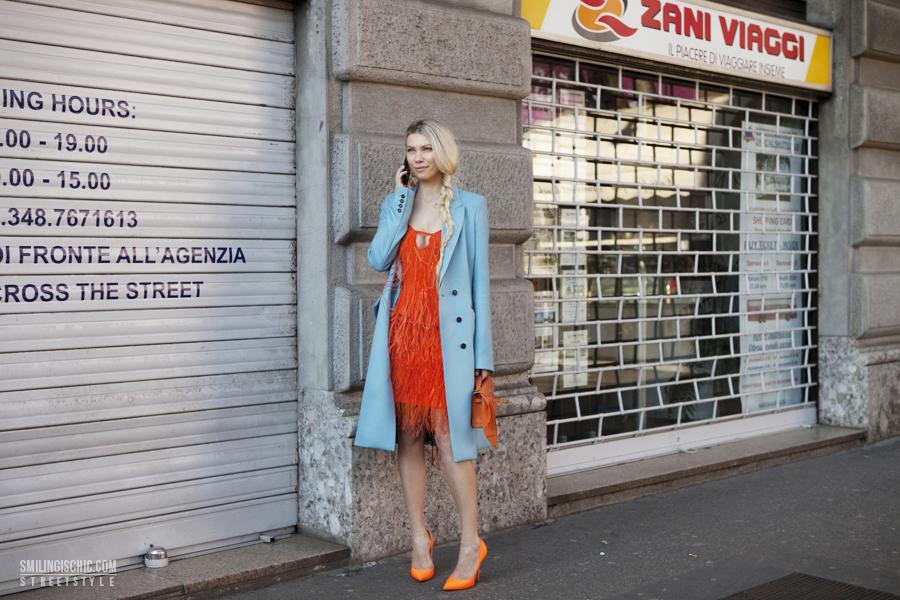 Zhanna Romashka | Smilingischic | Streetstyle