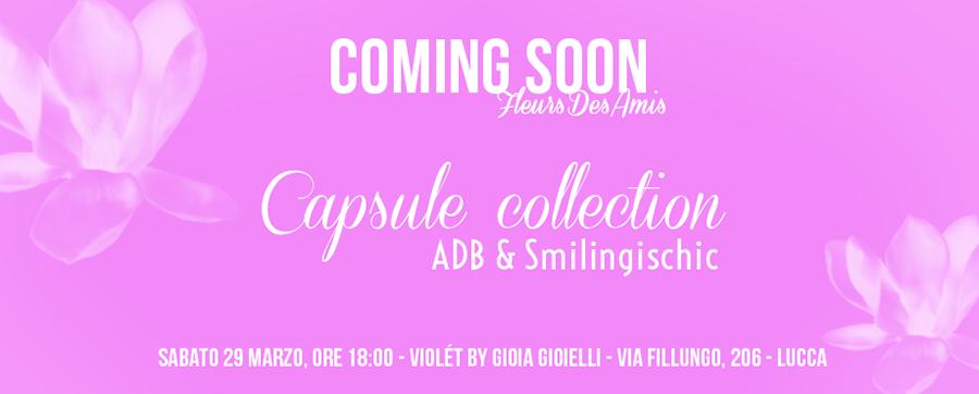 Smlingischic, fashion blog, Capsule Collection Spring 2014, Le Borse di Adb, Lucca, eventi a Lucca,