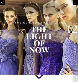 Smilingischic , fashion blog, Eau Couture della Collezione ELIE SAAB Prêt-à-Porter Primavera-Estate 2014, Elie Saab, Light of Now