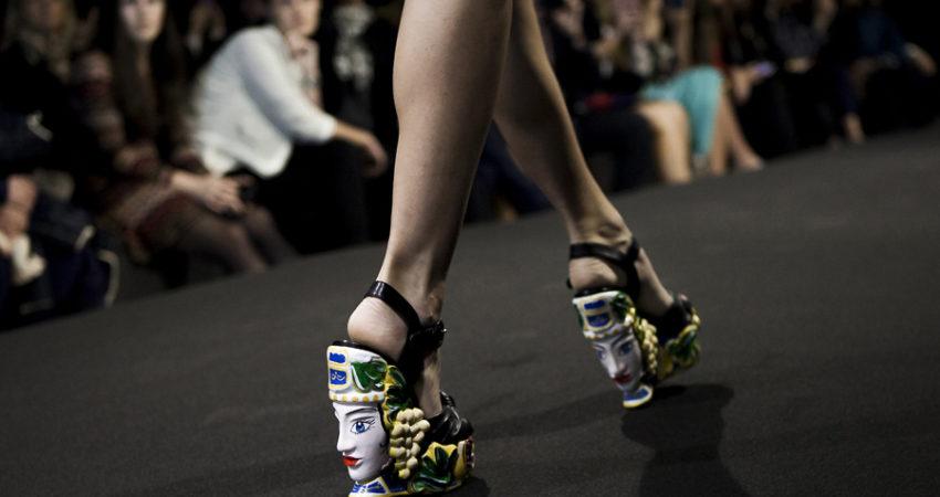 Montecatini FW 2014 | Dolce & Gabbana fashion show